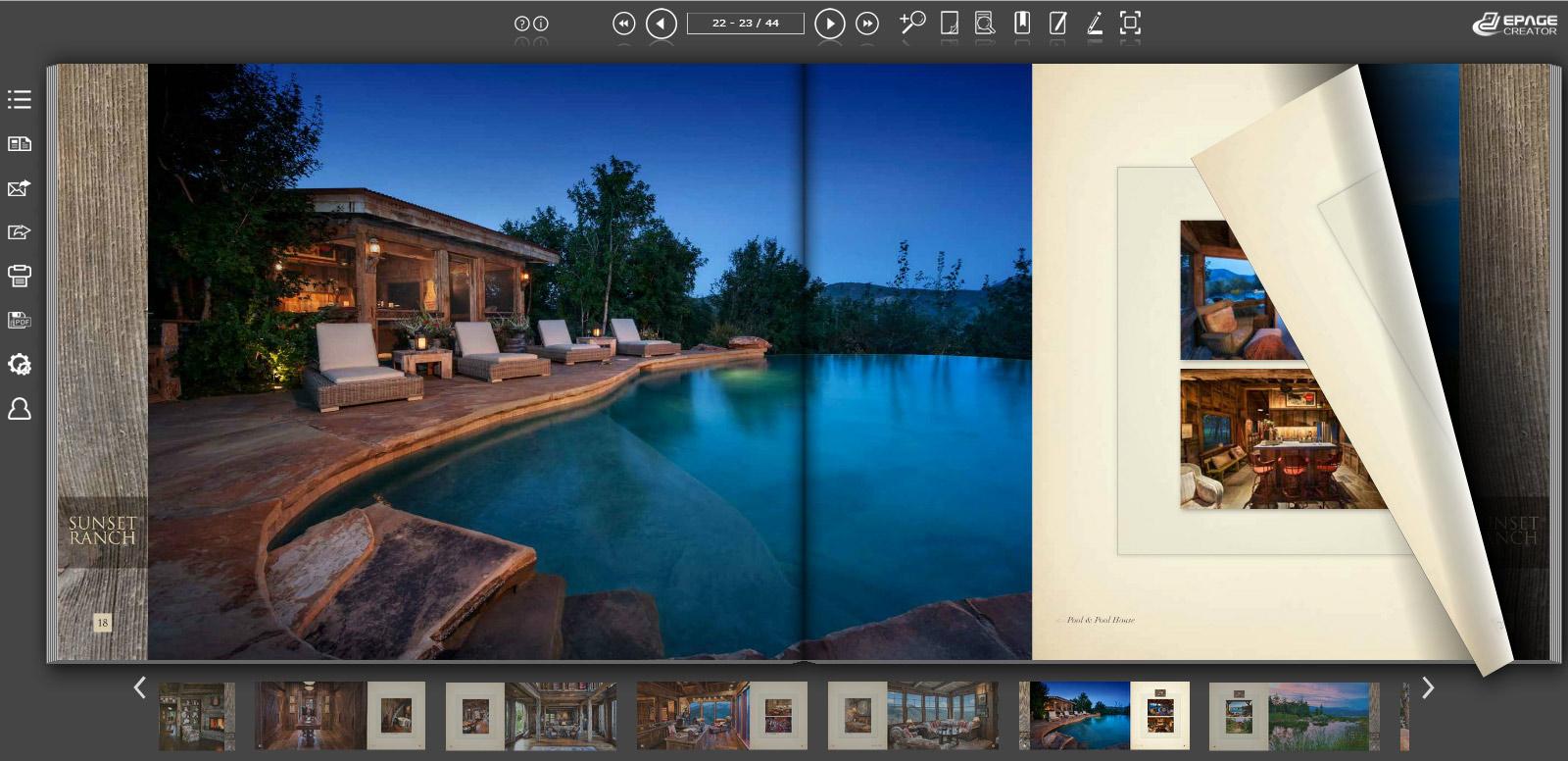 Flipbook Software